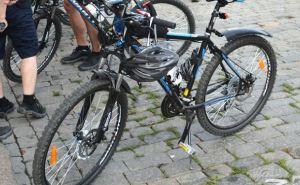 На улицах Харькова появились патрульные на велосипедах