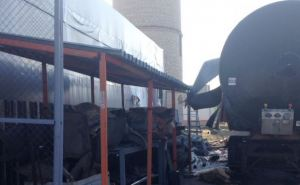 В Харьковской области произошел взрыв на предприятии (фото)