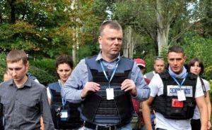 Замглавы СММ ОБСЕ приехал на Донецкую фильтровальную станцию