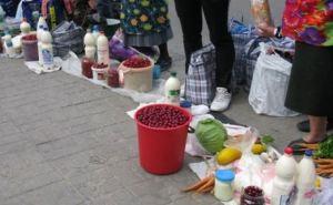 В Северодонецке будут штрафовать за торговлю возле рынка