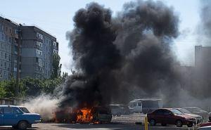 Стартовала фотоакция «Луганск опаленный»