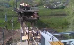 На мосту между Северодонецком и Лисичанском забетонировали дорожное полотно