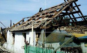 В Донецкой области попало под обстрел село Сладкое (фото)