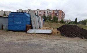 В Рубежном обнаружили подпольную АЗС (фото)