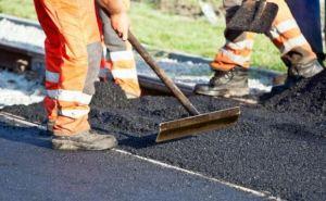 В самопровозглашенной ЛНР продолжается ремонт дороги Георгиевка-Ровеньки