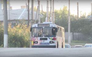 В Лисичанске восстановили троллейбусную линию (видео)