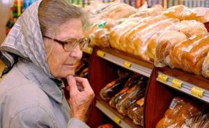 Картошка по 18 рублей, курица— по 110. Цены в Луганске