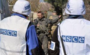 Наблюдатели ОБСЕ не могут попасть в места разведения сил