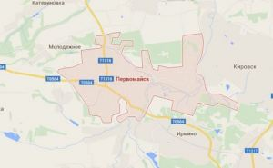 В Первомайске под обстрел попал жилой дом и электромеханический завод