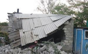 Последствия обстрела Первомайска (фото)