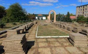 В Донецкой области восстанавливают 7 городских парков и скверов (фото)