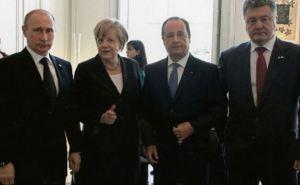«Нормандская четверка» обсудит проведение местных выборов на Донбассе