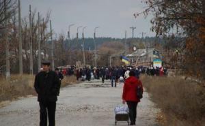 Пункт пропуска в Станице Луганской за сутки пересекли 5240 человек