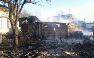 Последствия обстрела Попасной: поврежденные дома и раненый подросток (фото)