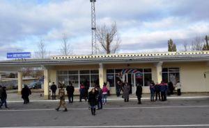 В Лутугино открыли реконструированную автостанцию (фото)