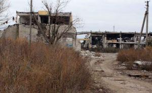 С момента трагедии в Сватово прошел год (фото)
