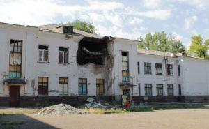 В ЛНР восстановили 70% учебных заведений, пострадавших от обстрелов