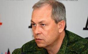 Под Мариуполем танк наехал на мирных жителей. —Басурин