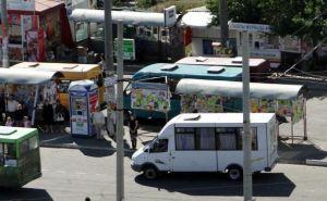 В Луганске возобновили движение маршруток №144