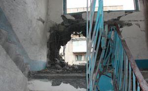 В самопровозглашенной ДНР за полгода в результате обстрелов повреждено более 760 домов