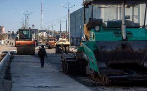 Заасфальтировать путепровод в Луганске планируют до конца недели