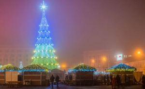 Елку на площади Свободы в Харькове установят ко Дню Святого Николая