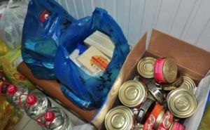 В Луганске получили гуманитарную помощь более 4 тыс. семей