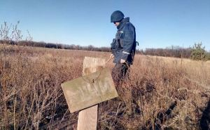 В Луганской области за сутки обнаружили 40 боеприпасов