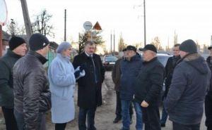 В Чугуеве Харьковской области реконструируют водопровод