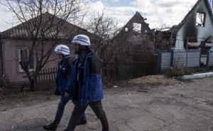 В Донецкой области увеличилось число обстрелов, в Луганской— уменьшилось. —ОБСЕ