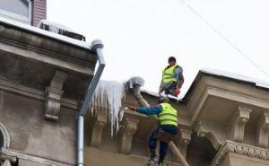 Осторожно, сосульки! В Харькове предупреждают о скором потеплении