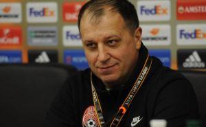 Главный тренер луганской В«ЗариВ» стал лучшим тренером 2016 года