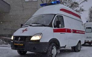 В Харьковской области 19 машин скорой помощи застряли в сугробах