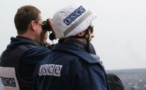 Миссия ОБСЕ на Донбассе нашла танк и гаубицы