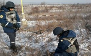В Луганской области за сутки обнаружили 59 боеприпасов