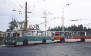 Троллейбусы Северодонецка перешли на зимний график работы
