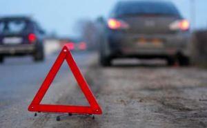 В самопровозглашенной ЛНР произошло 43 аварии по вине пешеходов