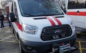 Спасатели Донецкой области получили два новых спецавтомобиля (фото)
