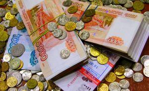 Средняя зарплата в Луганске составляет 7800 рублей