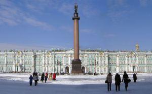 Из Харькова пустили зимний автобус в Санкт-Петербург