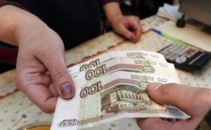 В самопровозглашенной ДНР за год  на 20% увеличились зарплаты