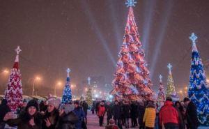 В Харькове встретят Новый год массовыми гуляниями и концертами