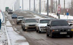 В Луганске открыли путепровод на Советской (фото)
