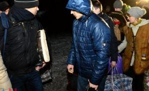 Украина передала представителям ДНР и ЛНР 15 человек, освобожденных из плена