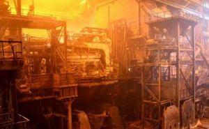 Юзовский металлургический завод весной возобновит работу