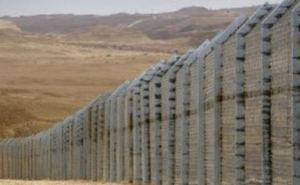 В Харьковской области приостановили строительство «Стены» на границе сРФ