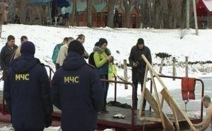 Крещенские купания в самопровозглашенной ЛНР прошли без происшествий