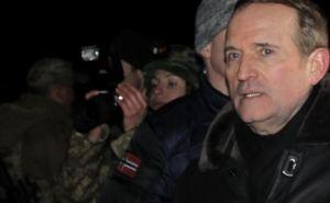 Конфликт на Донбассе нужно решить без внешнего вмешательства. —Медведчук