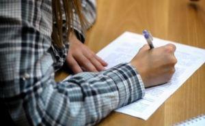 В Луганской области на пробное ВНО зарегистрировались 1649 человек