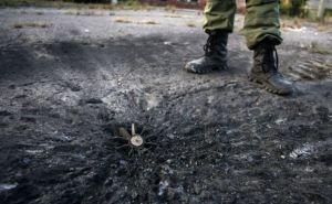 В Луганской области в результате обстрела ранен военнослужащий
